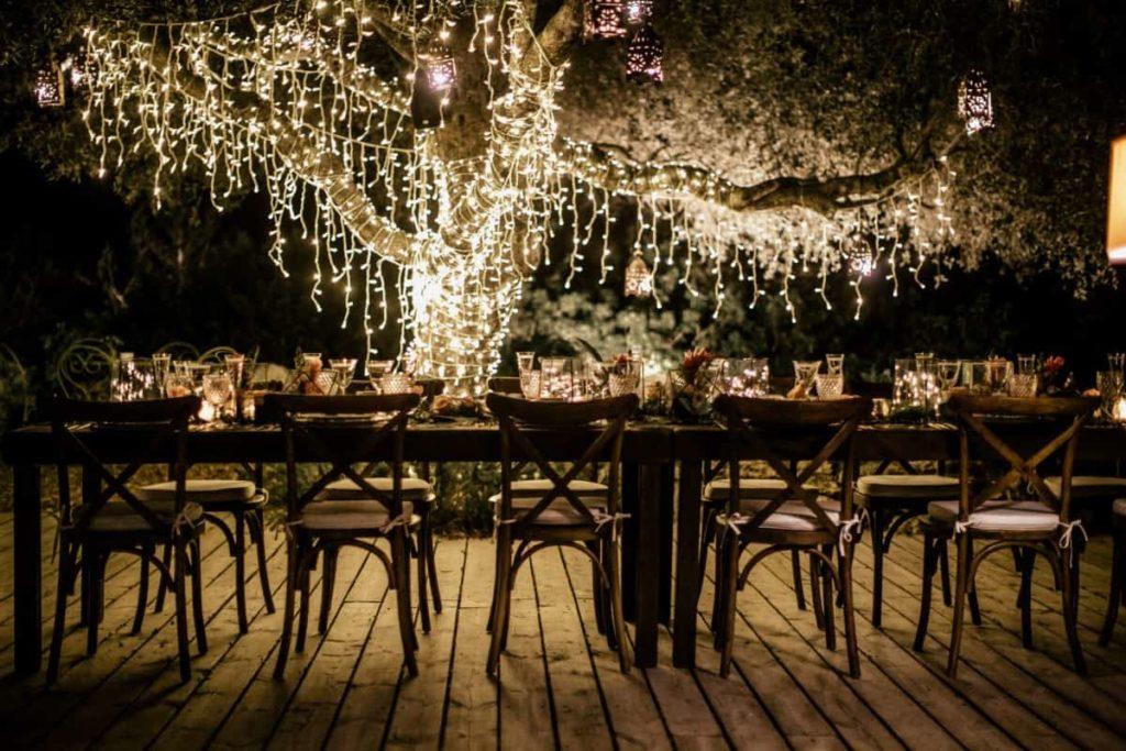 Fairy Light Olive Tree - Jasmin & Oliver - 24/9/2019 4