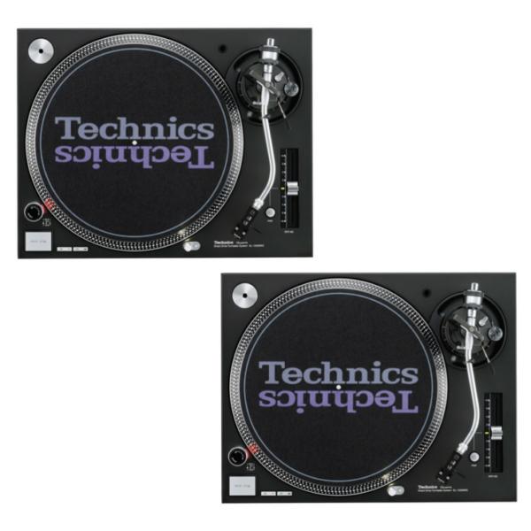 2 x Technics SL1210 MK5E 1