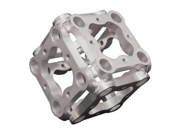 Slim Cube truss 100x100mm 1