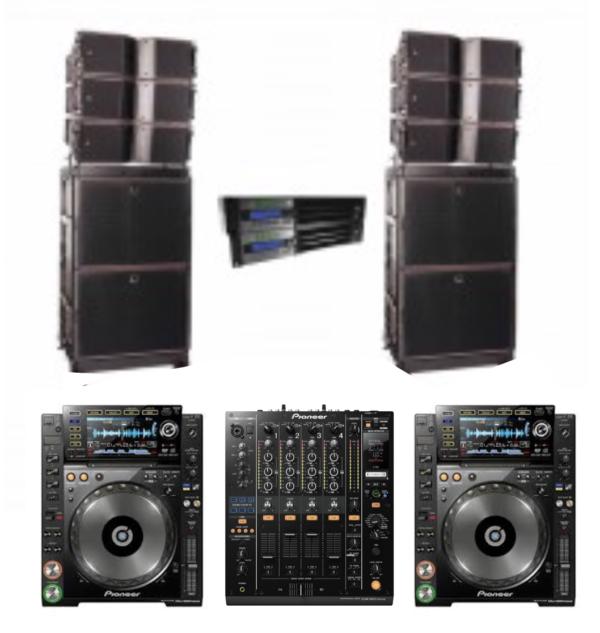 Conjunto DJ grande 8 1