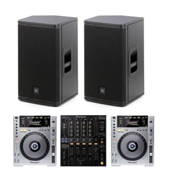 Conjunto DJ mediano 6 1