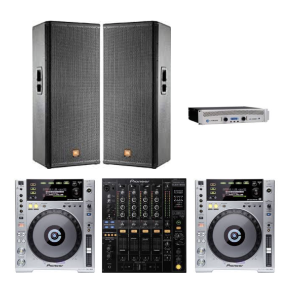 Conjunto DJ mediano 7 1
