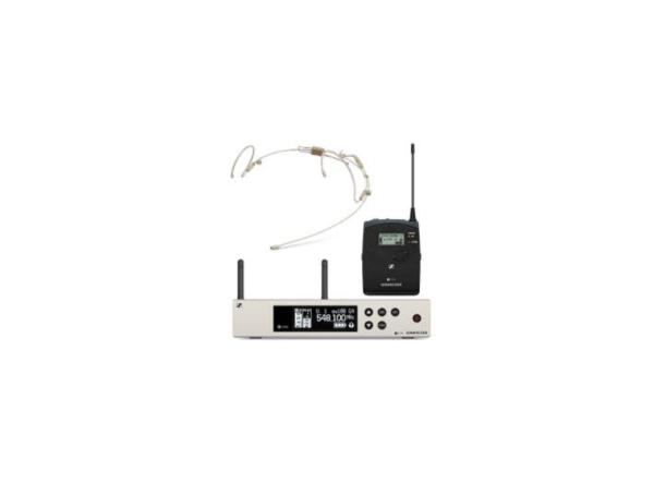 Sennheiser EW100 G4 + micrófono de lavalier 1
