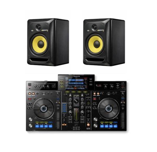 Conjunto DJ pequeño 1 1