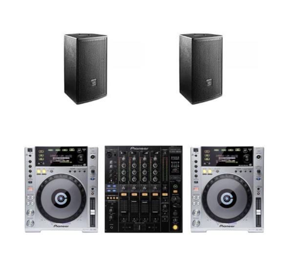 Conjunto DJ pequeño 3 1