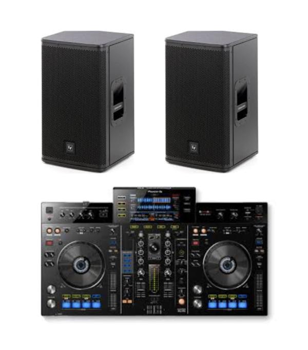 Conjunto DJ pequeño 4 1