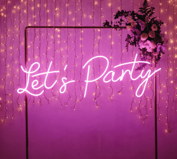 Neón - Let's Party 1