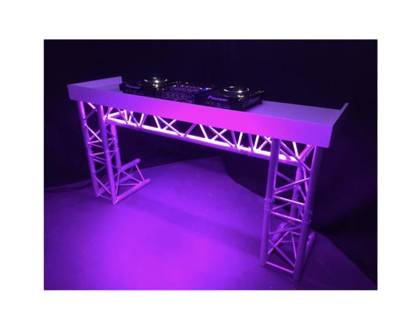 Cabina DJ truss 1