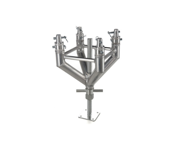 Adjustable truss support 1