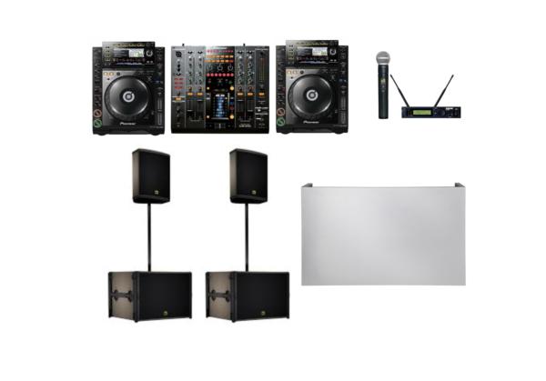 Paquete sonido premium 10 1