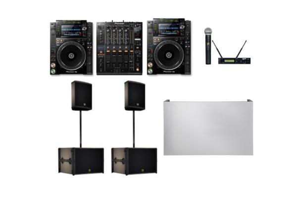 Paquete sonido premium 12 1
