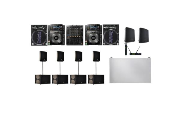Paquete sonido premium 18 1