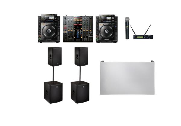 Paquete sonido básico 5 1