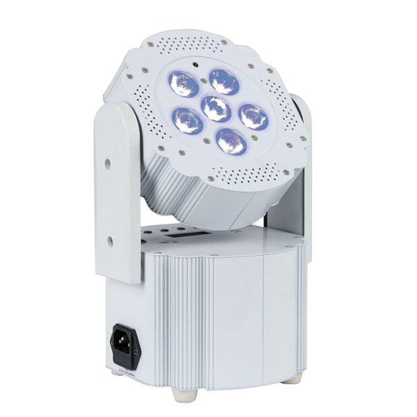 Wireless LED fixture white 1