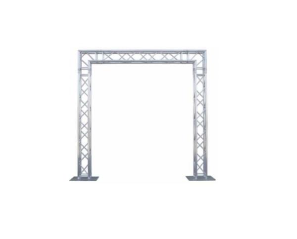 Conjunto porteria truss 2 1