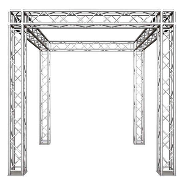 Conjunto porteria truss 4 1