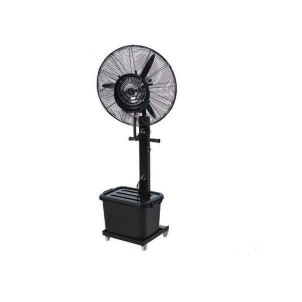 Ventilador industrial pulverizador 1